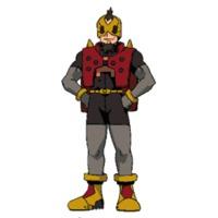 Image of Iron-Masked Marauder