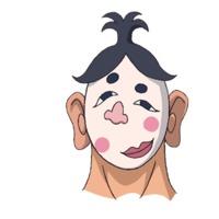 Image of Fukuwara Mask