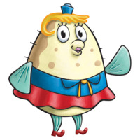 Image of Mrs. Puff
