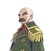 Image of General Carter
