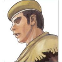 Image of Yellow Mercenary