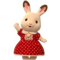Image of Chocolate Rabbit Girl