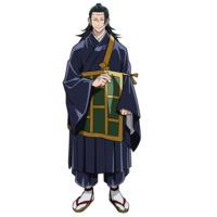 Profile Picture for Suguru Geto