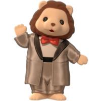 Image of Lion pianist