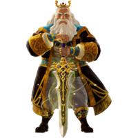Image of King Rhoam Bosphoramus Hyrule