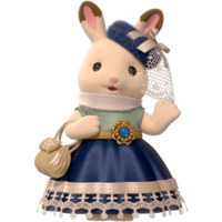 Image of Chocolate Rabbit older sister