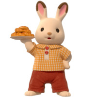 Image of Chocolate Rabbit Father