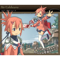 Image of Air Colthearts