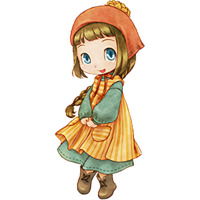 Image of Protagonist's Daughter