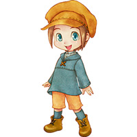 Image of Protagonist's Son