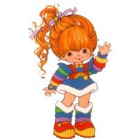 Image of Rainbow Brite
