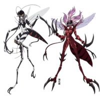 Image of Mosquito Girl