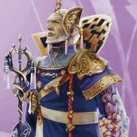 Image of Emperor Gramis Gana Solidor