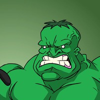 Image of The Hulk