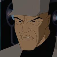 Captain Howard Rubens