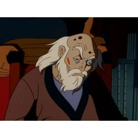 Arcady Duvall (elderly)