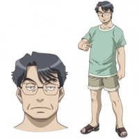 Image of Nagasumi's Father